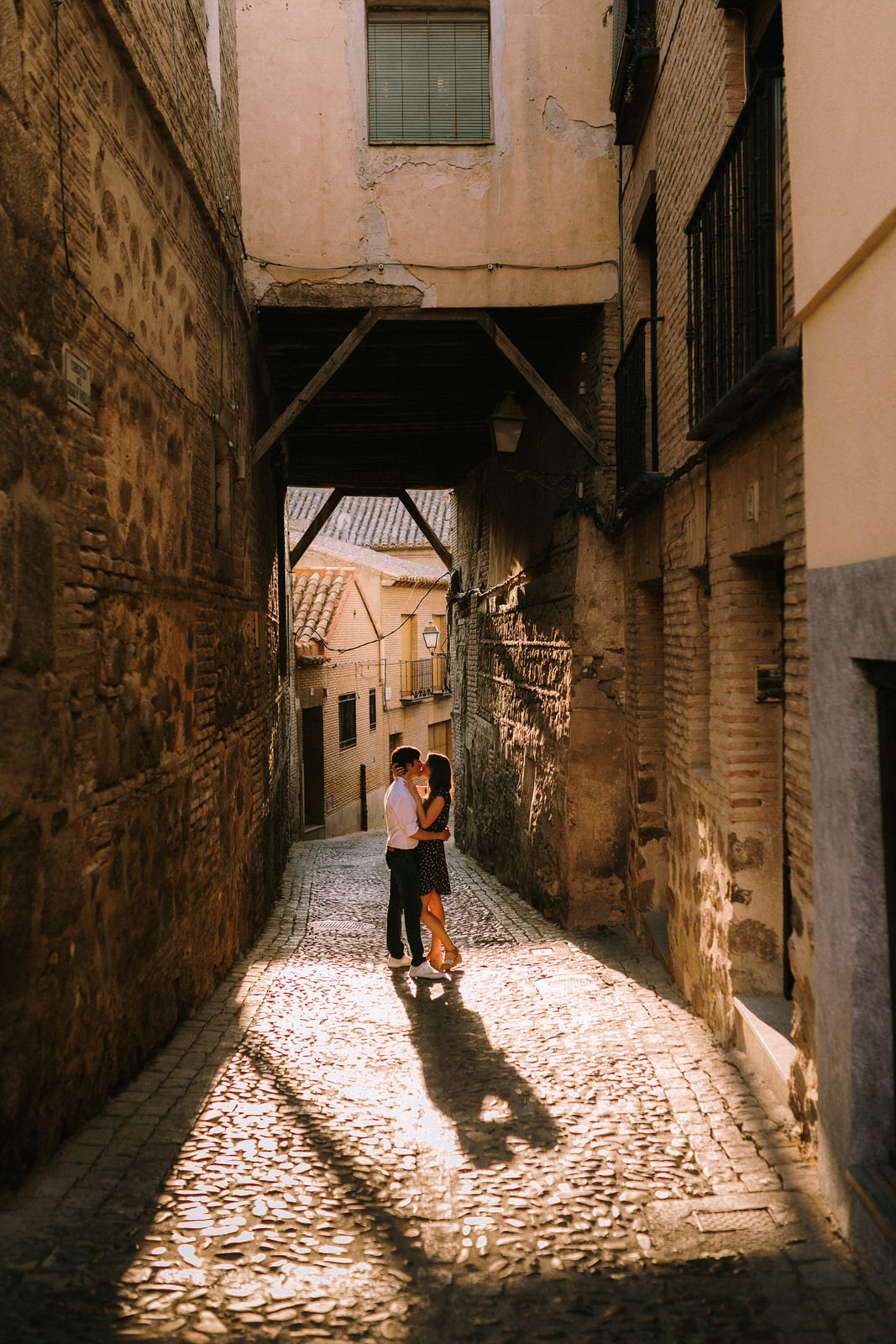 Preboda en Toledo